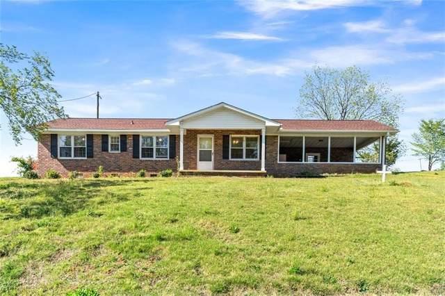 404 Dalton Road, Seneca, SC 29678 (MLS #20238663) :: Les Walden Real Estate