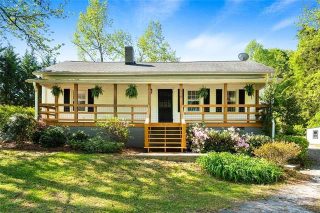 218 Orchid Drive, Easley, SC 29642 (MLS #20238664) :: Les Walden Real Estate