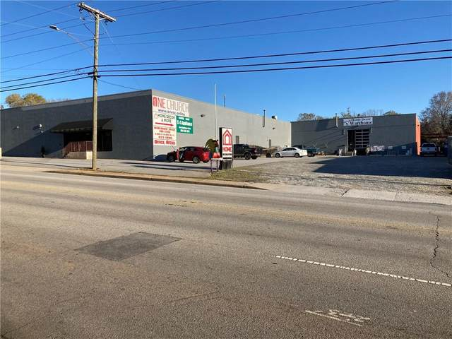 817 E East Main Street, Easley, SC 29640 (MLS #20238671) :: Lake Life Realty