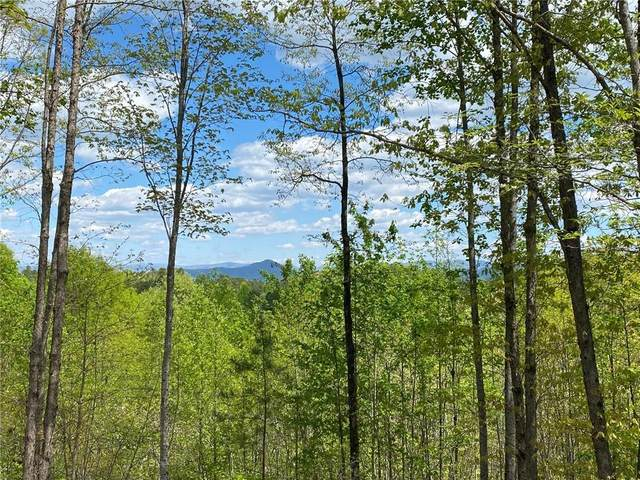 Lot 38 Cliffs Vista Parkway, Six Mile, SC 29682 (MLS #20238697) :: Lake Life Realty