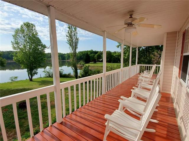 201 The Bear Boulevard, Tamassee, SC 29686 (MLS #20238698) :: The Powell Group