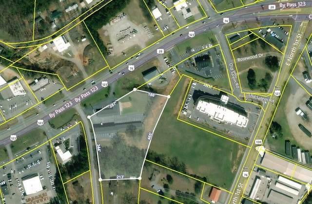 299 Bypass 123 Highway, Seneca, SC 29678 (MLS #20238701) :: The Powell Group