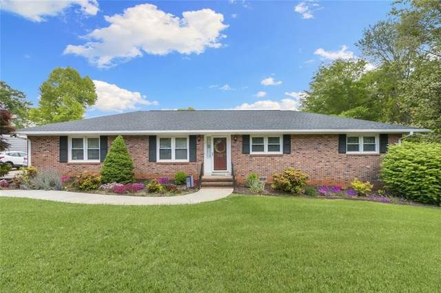 208 Springview Drive, Anderson, SC 29625 (MLS #20238743) :: Lake Life Realty