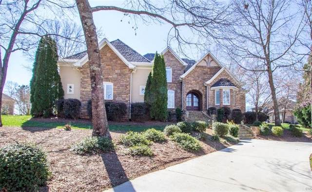 106 Loudwater Drive, Anderson, SC 29621 (MLS #20238755) :: The Powell Group