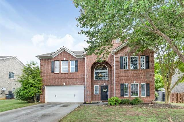 116 Easy Gap Road, Anderson, SC 29621 (MLS #20238763) :: The Powell Group