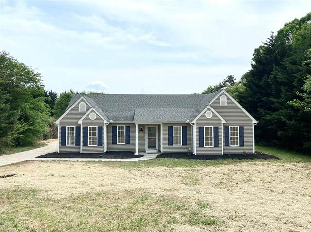 110 Ballentine Road, Easley, SC 29642 (MLS #20238795) :: Lake Life Realty