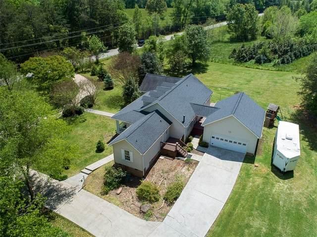 101 Wt Lane, Easley, SC 29640 (MLS #20238824) :: Les Walden Real Estate