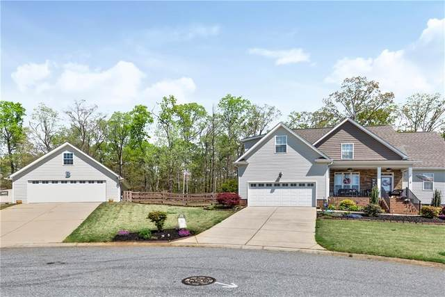 118 Mirabella Way, Anderson, SC 29625 (MLS #20238856) :: Lake Life Realty