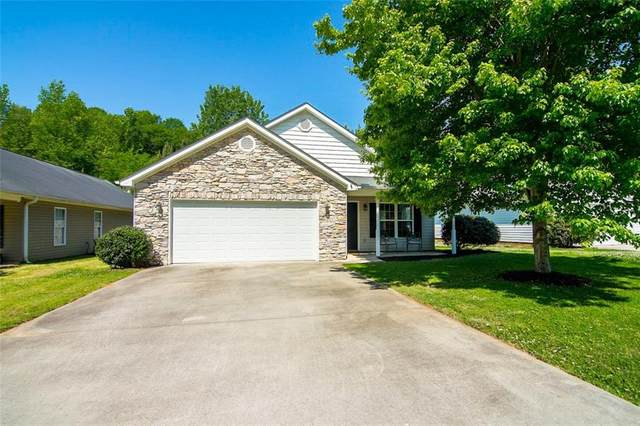 105 Rudolph Court, Anderson, SC 29625 (MLS #20238880) :: The Powell Group