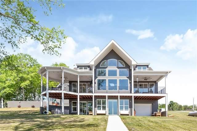 827 Durham Brown Road, Seneca, SC 29678 (MLS #20238882) :: Lake Life Realty