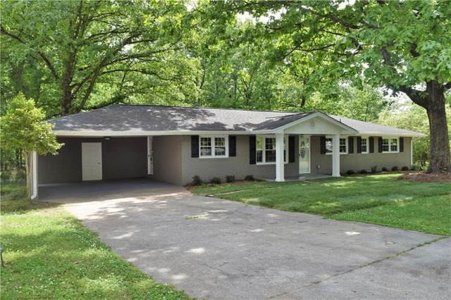 303 Englewood Circle, Starr, SC 29684 (MLS #20238883) :: The Powell Group