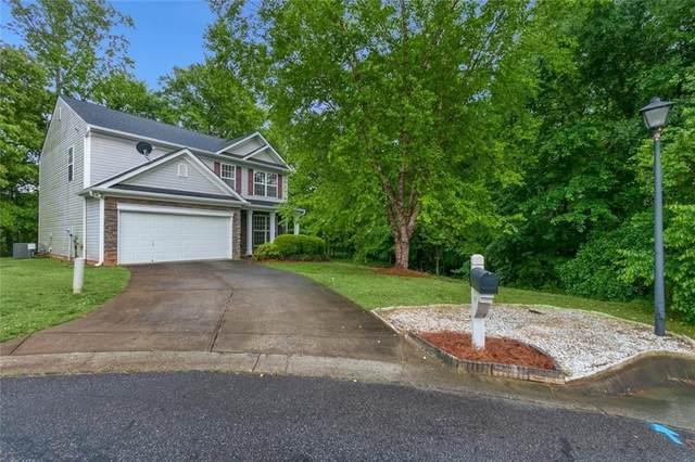 835 Terrace Creek Drive, Duncan, SC 29334 (MLS #20238904) :: Lake Life Realty