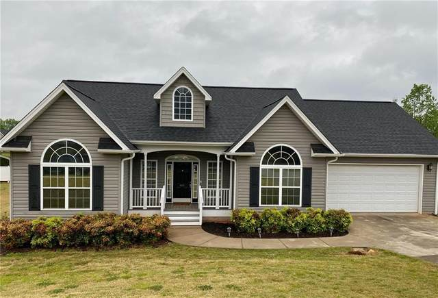 401 Eastview Court, Westminster, SC 29693 (MLS #20238912) :: Lake Life Realty