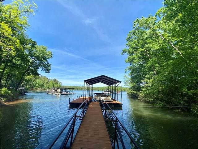 219 Rock Creek Road, Anderson, SC 29625 (MLS #20238940) :: Lake Life Realty