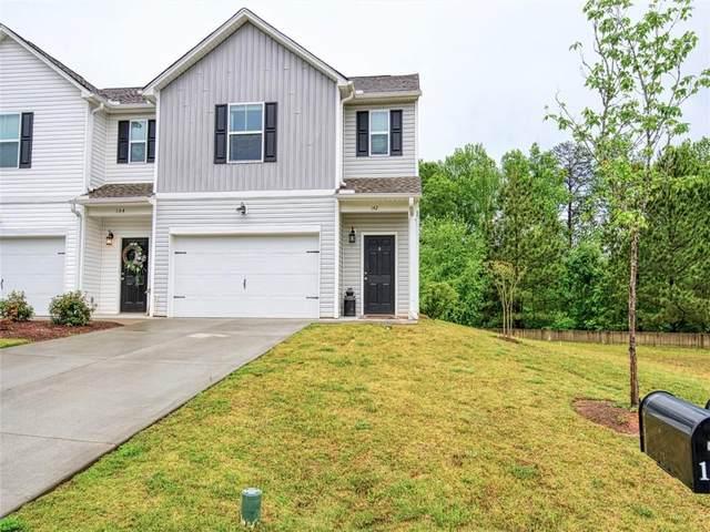142 Heritage Place Drive, Pendleton, SC 29670 (MLS #20238945) :: Les Walden Real Estate