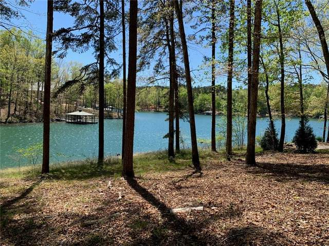 109 Mountain Shore Trl/Lot 42, Six Mile, SC 29682 (#20238960) :: J. Michael Manley Team