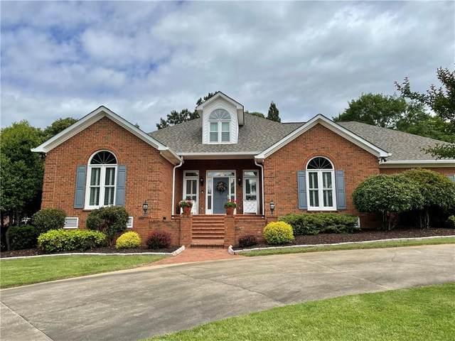 233 Graylyn Drive, Anderson, SC 29621 (MLS #20238979) :: Les Walden Real Estate