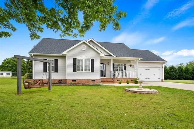 142 Landau Lane, Anderson, SC 29625 (MLS #20238980) :: Les Walden Real Estate