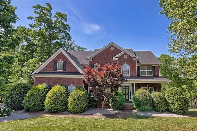128 Walnut Creek Way, Greenville, SC 29611 (MLS #20238981) :: Les Walden Real Estate