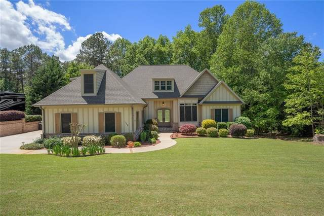 119 Weatherstone Drive, Central, SC 29630 (#20238986) :: The Robby Brady Team
