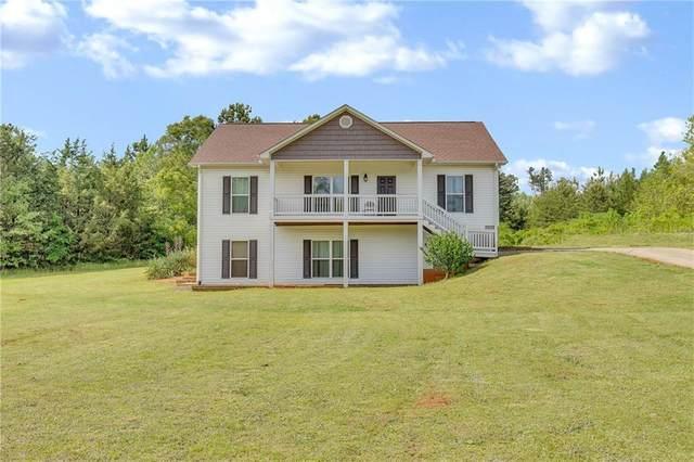 410 Old Seneca Road, Six Mile, SC 29682 (MLS #20238992) :: Les Walden Real Estate
