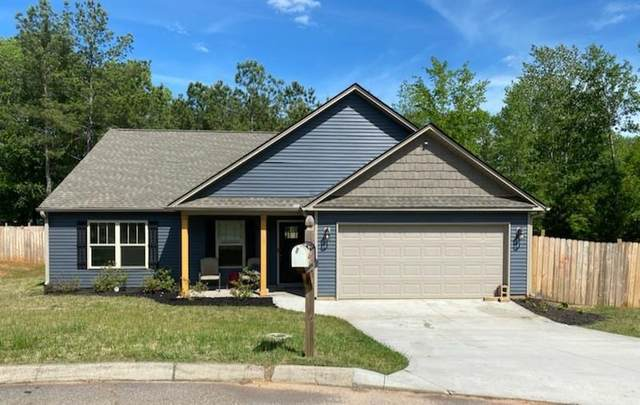 124 Dream Court, Liberty, SC 29657 (MLS #20239005) :: The Powell Group