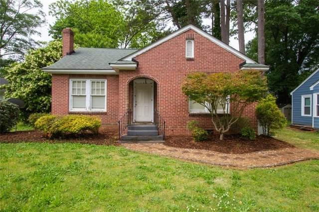 1825 Green Street, Anderson, SC 29625 (MLS #20239010) :: Tri-County Properties at KW Lake Region