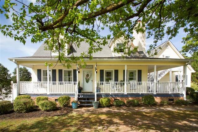 1214 Westwood Drive, Piedmont, SC 29673 (MLS #20239012) :: Les Walden Real Estate