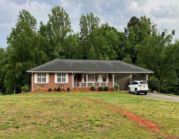 25 Yown Road, Greenville, SC 29611 (MLS #20239013) :: Lake Life Realty