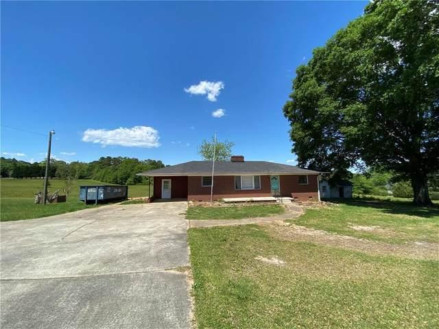 121 Burkett Road, Seneca, SC 29672 (MLS #20239020) :: Les Walden Real Estate