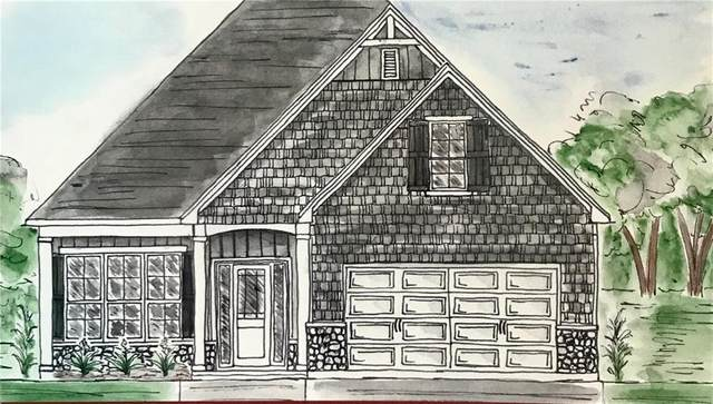 521 Rosedale Way, Seneca, SC 29672 (MLS #20239022) :: Les Walden Real Estate
