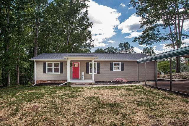 107 Meadowood Drive, Easley, SC 29640 (MLS #20239026) :: Les Walden Real Estate
