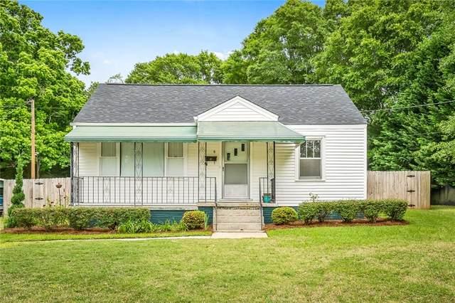 6 Mcclellion Street, Williamston, SC 29697 (MLS #20239030) :: Les Walden Real Estate