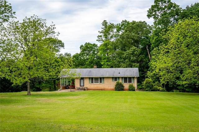 1205 Welcome Road, Williamston, SC 29697 (MLS #20239032) :: The Powell Group