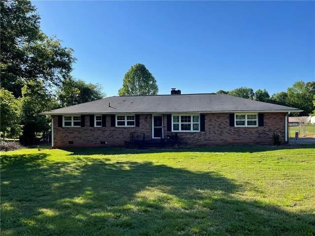 210 Leawood Avenue, Anderson, SC 29621 (MLS #20239042) :: Les Walden Real Estate