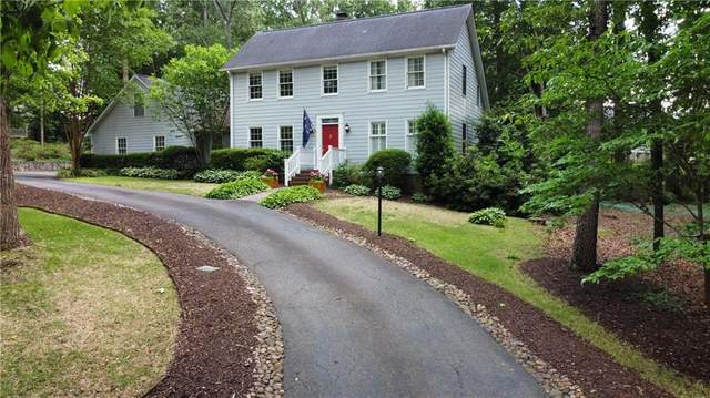 112 Bowen Road, Anderson, SC 29621 (MLS #20239044) :: The Powell Group