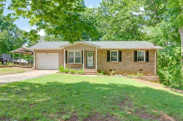 119 Midway Drive, Anderson, SC 29625 (MLS #20239050) :: Prime Realty