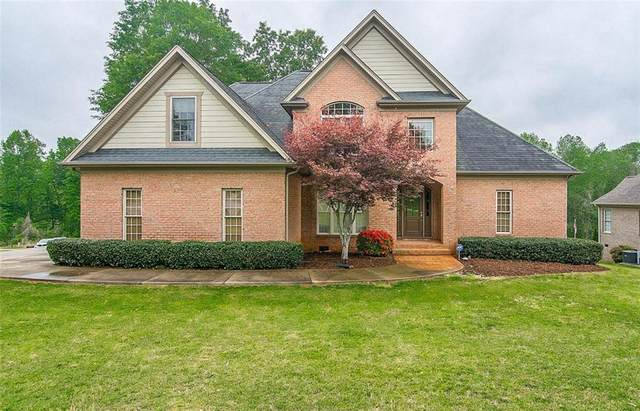 110 Barfield Drive, Easley, SC 29642 (MLS #20239059) :: The Powell Group