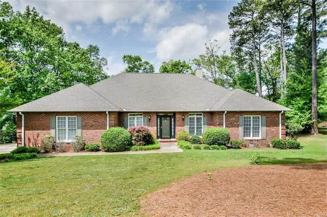 406 Holly Creek Drive, Anderson, SC 29621 (MLS #20239065) :: Les Walden Real Estate