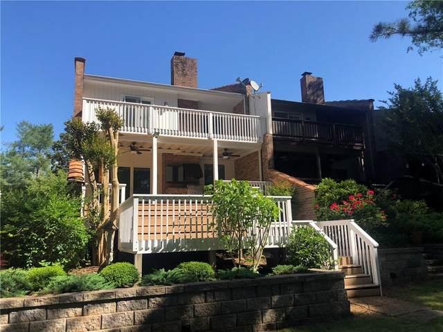 220 Holiday East Lane, Clemson, SC 29631 (MLS #20239066) :: Les Walden Real Estate
