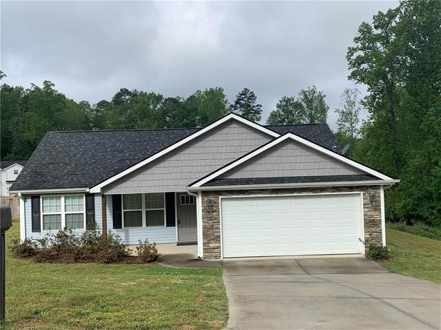 317 Morning Creek Drive, Easley, SC 29640 (MLS #20239067) :: Lake Life Realty