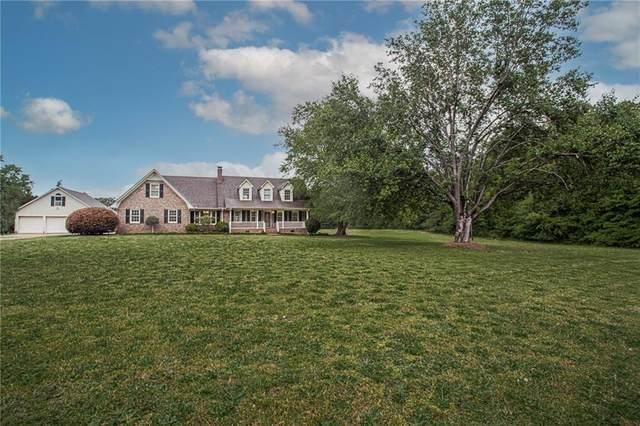 1017 Traynum Road, Belton, SC 29627 (MLS #20239069) :: Les Walden Real Estate