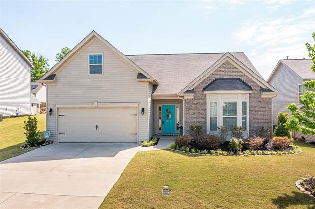 311 Reading Court, Easley, SC 29642 (MLS #20239078) :: Lake Life Realty