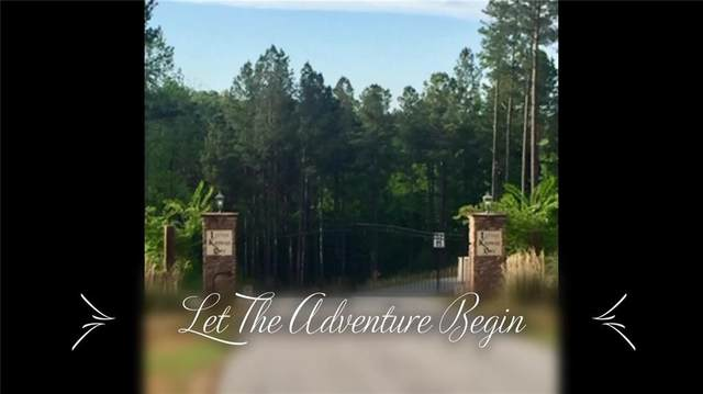 Lot 31 Sunny Side Court, West Union, SC 29696 (MLS #20239088) :: Tri-County Properties at KW Lake Region
