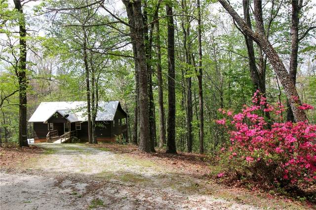 220 Fourness Ridge Road, Mountain  Rest, SC 29664 (MLS #20239090) :: Tri-County Properties at KW Lake Region