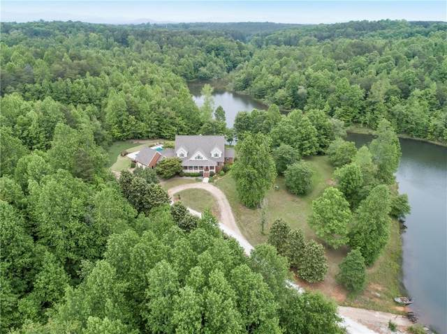 205 Mountain Springs Road, West Union, SC 29696 (MLS #20239094) :: Lake Life Realty
