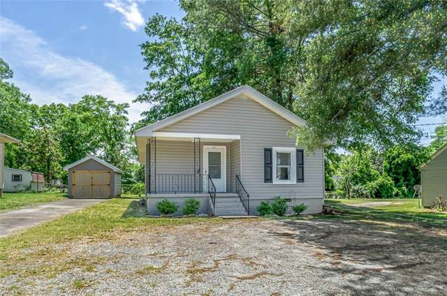 111 Robinson Avenue, Easley, SC 29640 (MLS #20239118) :: Lake Life Realty