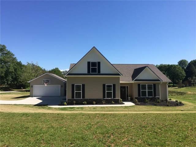 404 Old Liberty Pickens Road, Pickens, SC 29671 (MLS #20239125) :: Tri-County Properties at KW Lake Region