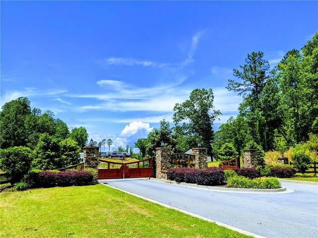 408 Marina Bay Drive, Seneca, SC 29672 (MLS #20239129) :: Les Walden Real Estate