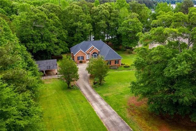 4605 Great Oaks Drive, Anderson, SC 29625 (MLS #20239143) :: Tri-County Properties at KW Lake Region